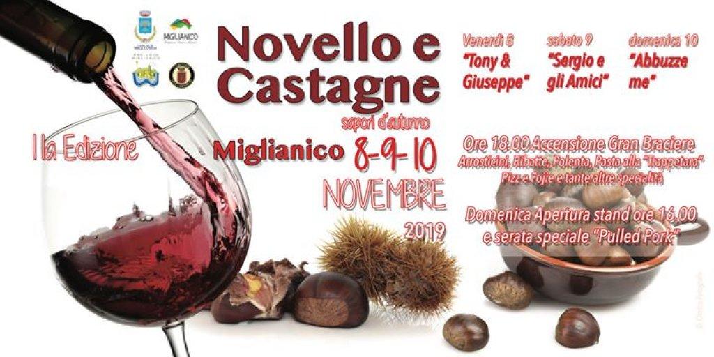 Festa del vino novello e delle castagne